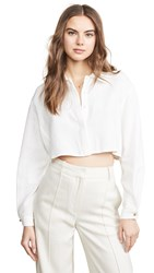 Le Kasha Tanger Button Down Shirt Cream