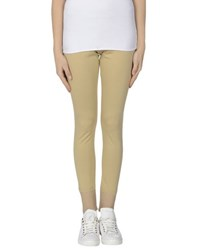 Twin Set Simona Barbieri Trousers Leggings Women Beige