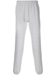 Ron Dorff Eyelet Edition Jogging Trousers Cotton Polyester Xxl Grey