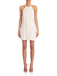 A.L.C. Liv Shift Dress White