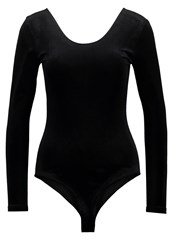 Mbym Wiana Long Sleeved Top Black