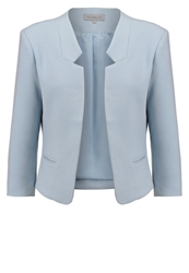 Soaked In Luxury Blazer Sky Light Blue