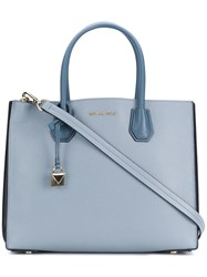 Michael Kors Collection Classic Tote Blue