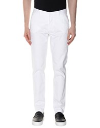 Woolrich Casual Pants White