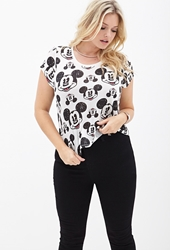 Forever 21 Mickey Mouse Tee