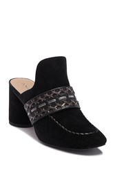 Donald J Pliner Garcea Slip On Mule Black