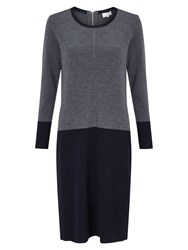 East Colourblock Milano Dress Flint