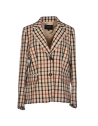 Daks London Blazers Beige