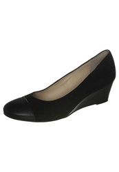 Pier One Wedges Nero Black
