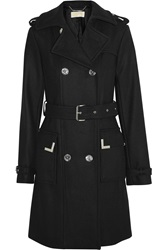 Michael Michael Kors Wool Blend Trench Coat
