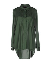Cristinaeffe Collection Shirts Shirts Women Green