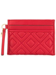 Tory Burch Fleming Purse Red