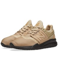 New Balance Ms247gtw Gore Tex Brown