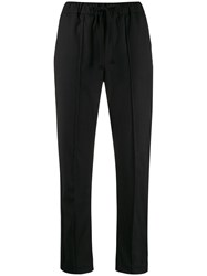 Semicouture Drawstring Tapered Trousers 60