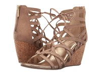 Kenneth Cole Reaction Cake Pop Almond Women's Wedge Shoes Brown