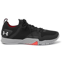 Under Armour Ua Tribase Reign 2 Mesh And Rubber Sneakers Black