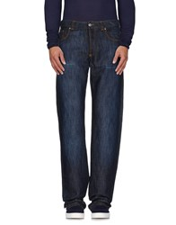 Pirelli Pzero Denim Denim Trousers Men Blue