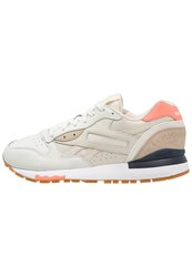 Reebok Classic Lx 8500 Shades Trainers Chalk Paperwhite Oatmeal Pink Off White