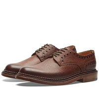 Grenson X Neighborhood Triple Welt William Brown