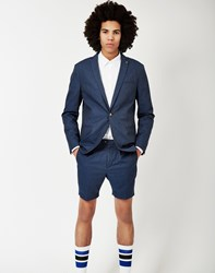 Selected Nolan Blazer Light Blue