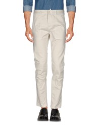 Grifoni Casual Pants Light Grey