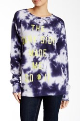 Junk Food The Dark Side Graphic Sweatshirt Multi