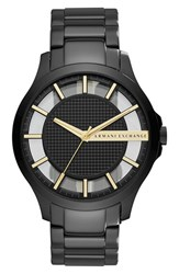 Armani Exchange Men's Ax Hampton Bracelet Watch 46Mm