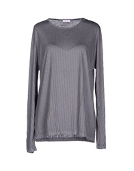 Rossopuro T Shirts Grey