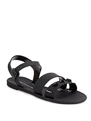 French Connection Juno Sandals Black