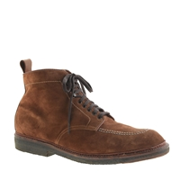 Alden For J.Crew Suede Indy Boots