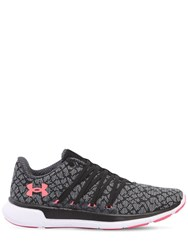 Under Armour Charged Transit Running Sneakers Black