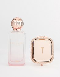 Ted Baker Mia 50Ml And Mirror Coffret Gift No Colour Clear
