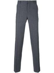 Carven Classic Suit Trousers Grey