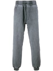 Yeezy Panelled Sweatpants Grey