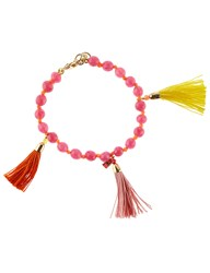Rosantica Multi Beaded Himalaya Bracelet Red
