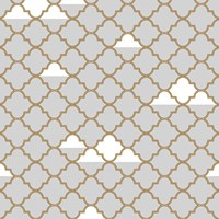 Tempaper Clouds Removable Wallpaper Sample Swatch Grey Gold Sample