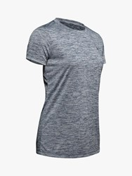 Under Armour Tech Twist Training Top Grey Silver
