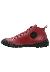 Pataugas Rocker Hightop Trainers Rouge Red