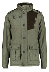 Petrol Industries Light Jacket Savage Green Oliv