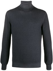 Tagliatore Miles Twist Knit Sweater 60