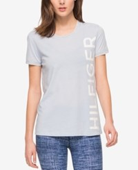 Tommy Hilfiger Sport Logo T Shirt A Macy's Exclusive Style Acid Wash
