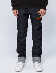 Iceberg Multi Color Inseam Jeans