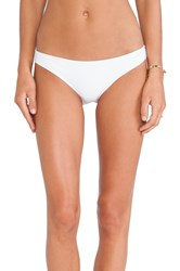 Nookie Beach Soleil Vintage Briefs White