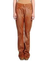 Angelo Marani Casual Pants Tan