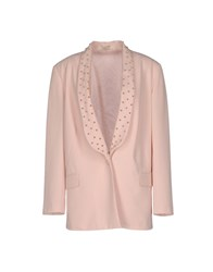 Giorgia And Johns Blazers Light Pink