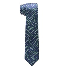 Z Zegna 6Cm Scattered Pentagon Tie Z9c33 Blue Green