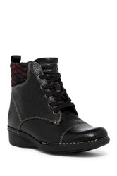 Clarks Whistle Bea Boot Black