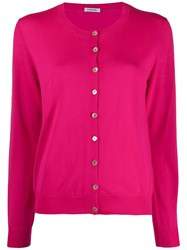 P.A.R.O.S.H. Round Neck Buttoned Cardigan 60