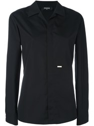 Dsquared2 Classic Shirt Black