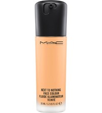 M A C Next To Nothing Face Colour 35Ml Medium